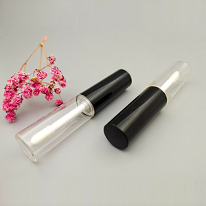 Wholesale 5ml Round Empty Lip Gloss Plastic Tube Container Lip Gloss Tubes in Bulk