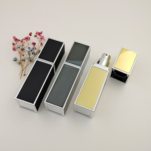 High Quality 5ml Aluminum Refill Perfume Bottle with Private Label